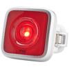 Knog Blinder MOB Rücklicht StVZO rote LED silver